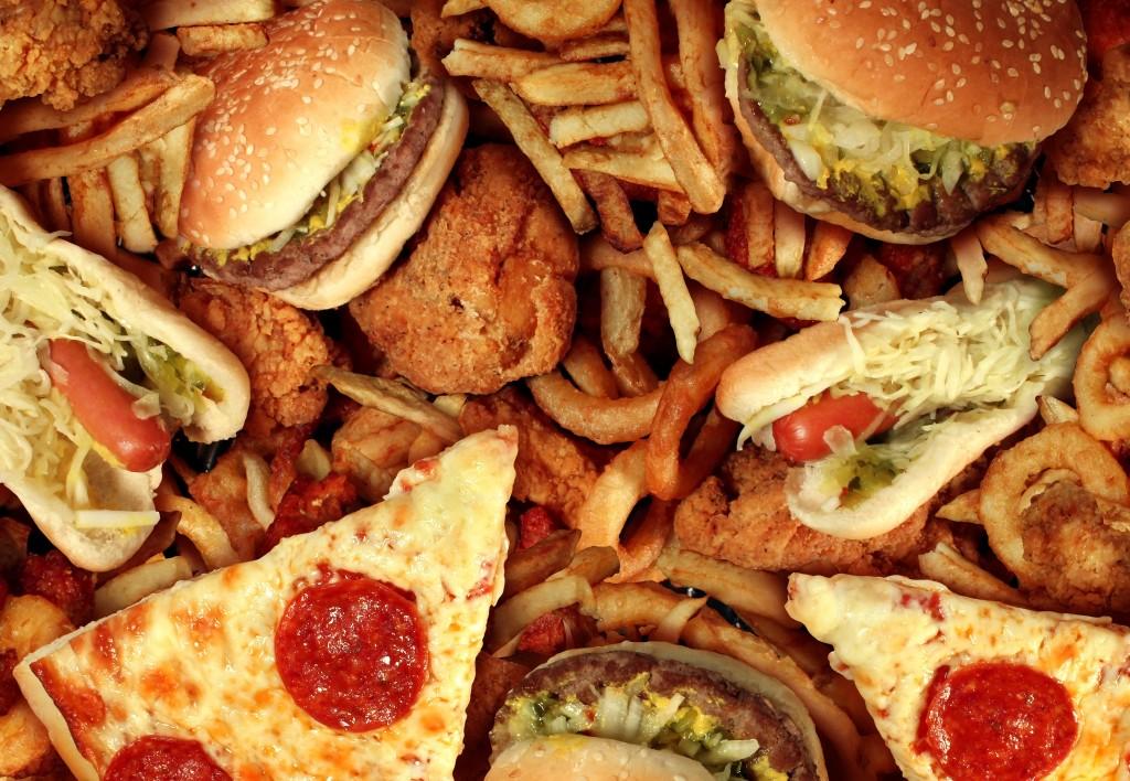 Fastfood food