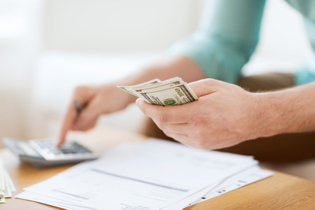 money computation